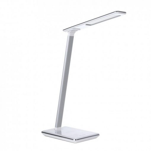 EL818-Simplecom EL818 Dimmable LED Desk Lamp with Wireless Charging Base