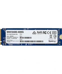 SNV3400-400G-Synology SNV3400-400G M.2 NVMe SSD SNV3000 Series