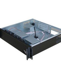 TGC-2380-4H-TGC Rack Mountable Server Chassis 2U 400mm Depth
