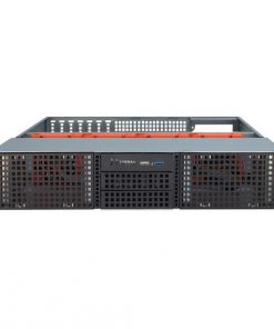 TGC-F2-650-TGC Rack Mountable Server Case 2U TGC-F2-650