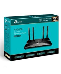Archer AX55-TP-Link Archer AX55 AX3000 Dual Band Gigabit Wi-Fi 6 Router