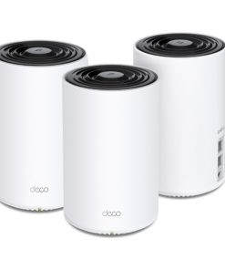 Deco X68(3-pack)-TP-Link Deco X68(3-pack) AX3600 Whole Home Mesh WiFi 6 Router