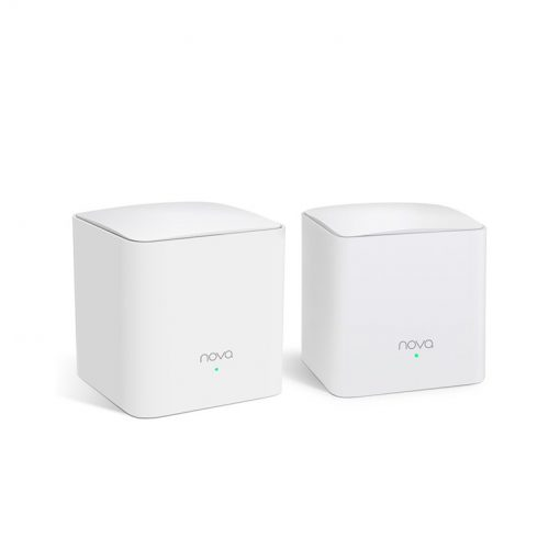 MW5s(2-pack)-Tenda Nova MW5s 2-pack AC1200 Whole-Home Mesh WiFi System