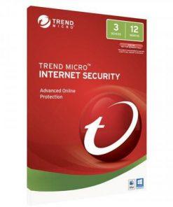 TICIWWMFXSBXEO-Trend Micro Internet Security (1-3 Devices) 1Yr Subscription Add-On