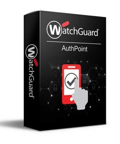 WGATH30701-WatchGuard AuthPoint - 1 Year - 5001+ Users - License Per User