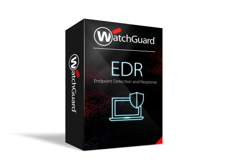 WGEDR30601-WatchGuard EDR - 1 Year - 1001 to 5000 licenses - License Per User