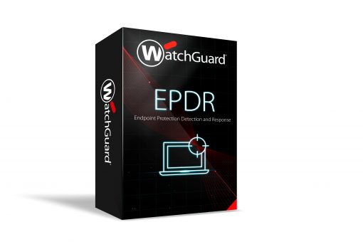 WGEPDR30401-WatchGuard EPDR - 1 Year - 251 to 500 licenses - License Per User