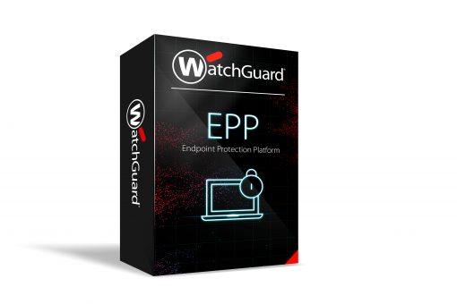 WGEPP30501-WatchGuard EPP - 1 Year - 501 to 1000 licenses - License Per User