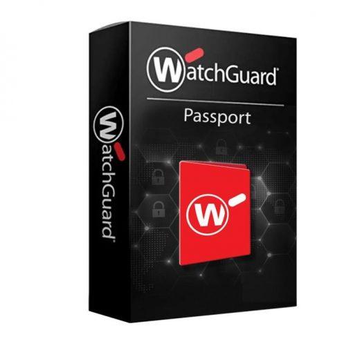 WGPSP30401-WatchGuard Passport - 1 Year - 251 to 500 Users - License Per User