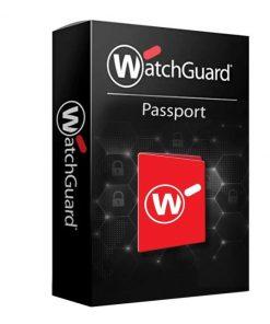 WGPSP30503-WatchGuard Passport - 3 Year - 501 to 1000 Users - License Per User