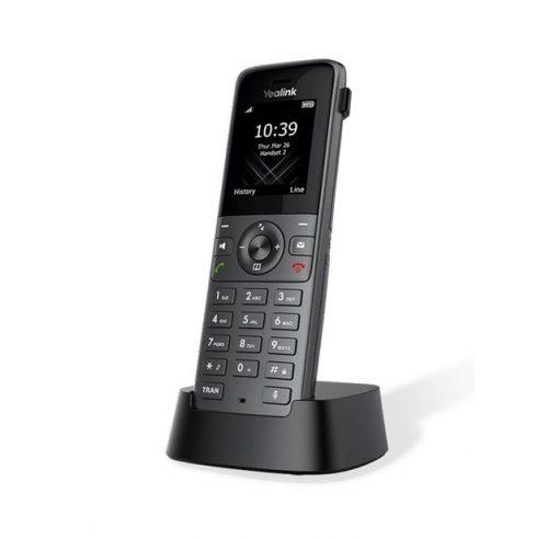 W73H-Yealink W73H High-performance IP DECT Handset