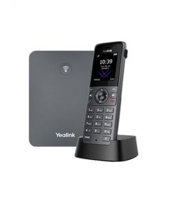 W73P-Yealink W73P High-Performance IP DECT Solution including W73H Handset and W70B Base Station