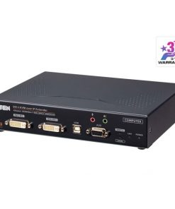 KE6940AiT-AX-U-Aten DVI-I Dual Display KVM over IP Transmitter with Software Decoder Ability