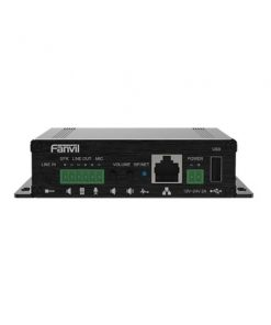 PA3-Fanvil PA3 Video Intercom  Paging Gateway