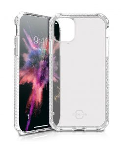 """AC133-ITSKINS Spectrum 2M Drop Case - iPhone 11/XR  6.1"""" - Transparent-  Stay Protected"""