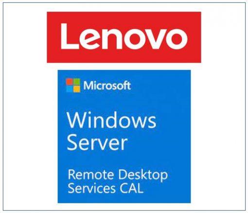 7S05002HWW-LENOVO  - Windows Server 2019 Remote Desktop Services Client Access License (10 User) ST50 / ST250 / SR250 / ST550 / SR530 / SR550 / SR650 / SR630