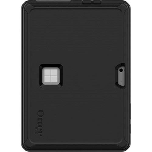 77-65225-OtterBox Microsoft Surface Go 2 Defender Series Case - Black