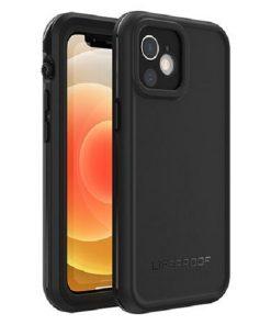 77-65361-LifeProof FRE Case for Apple iPhone 12 Mini Case (77-65361) - Black - WaterProof