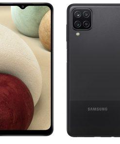 """SM-A127FZKIXSA-Samsung Galaxy A12 4G 128GB BLACK (Exynos) *AU STOCK*  - 6.5"""""""