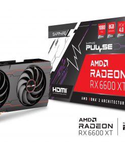 11309-03-20G-SAPPHIRE PULSE AMD RADEON RX 6600 XT GAMING 8GB Video Card
