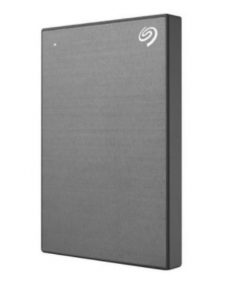 STKB2000404-Seagate 2TB One Touch External Portable USB 3.2 Gen 1 (USB 3.0) cable - Space Grey