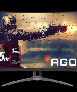 """AG323FCXE-AOC AGON 31.5"""" VA Curved 1500R"""