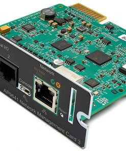 AP9641-APC UPS Network Management Card 3 with 2 USB Ports and Temperature Monitoring
