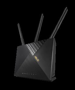 4G-AX56-ASUS 4G-AX56 Dual-Band WiFi 6 AX1800 LTE Router