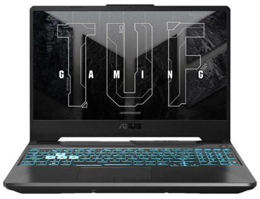 """FA506IC-HN015T-Asus TUF Gaming A15 15.6"""" FHD AMD Ryzen 7 4800H 16GB 512GB SSD WIN10 HOME NVIDIA GeForce RTX3050 4GB RGB Backlit 2YR WTY W10H Gaming (FA506IC-HN015T)"""