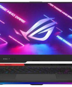 """G513QC-HN120T-Asus ROG Strix G15 15.6"""" FHD 144Hz AMD Ryzen 9 5900H 16GB 512GB SSD WIN10 HOME NVIDIA GeForce RTX3050 4GB Backlit Keyboard RGB 2YR WTY W10H Gaming"""