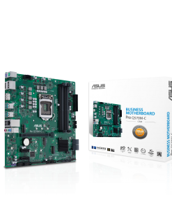 PRO Q570M-C/CSM-ASUS PRO Q570M-C/CSM Intel 11th Gen LGA1200 mATX Business MB