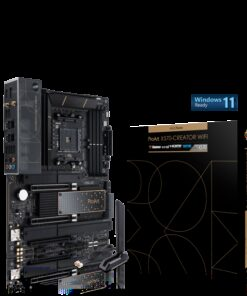PROART X570-CREATOR WIFI-ASUS PROART X570-CREATOR WIFI AMD X570 Ryzen AM4 ATX Content Creation Motherboard