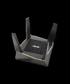 RT-AX92U AiMesh pack (1Pack)-ASUS RT-AX92U (1 Pack)  AX6100 Tri-Band WiFi 6 (802.11ax) Gaming Router