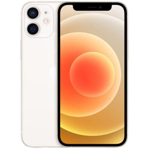MGE43X/A-Apple iPhone 12 mini 128GB 5G White - Super Retina XDR display