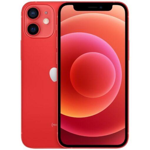 MGE53X/A-Apple iPhone 12 mini 128GB 5G Red - Super Retina XDR display