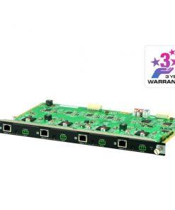 VM7514-AT-Aten VM7514  4 Port HDBaseT Input Board for VM1600A/VM3200
