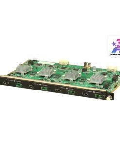 VM8814-AT-Aten VM8814 4 Port HDMI 4K Output Board with Scalar for VM1600A/VM3200