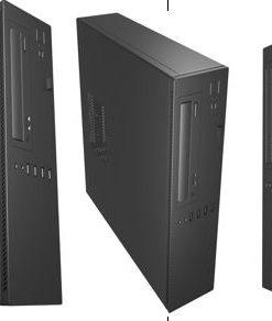 SQ05-300W-Aywun SQ05 SFF mATX Business and Corporate Case with 300w True Wattage PSU. 2x USB 2.0 + 2x USB 3.0 Two Years Warranty.