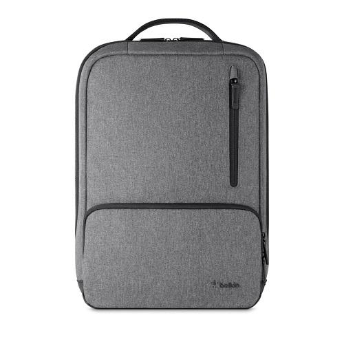 F8N900btBLK-Belkin Classic Pro Backpack Grey