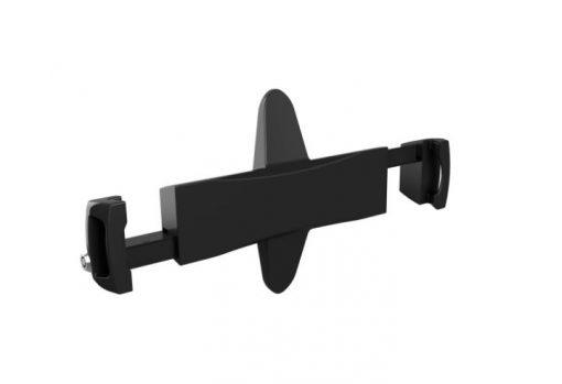 """PAD29-01-B-Brateck Anti-Theft Tablet VESA Adapter Clamp Fit7.9""""-12.5"""" Tablets  VESA 100x100/75x75 up to 2kg - Black"""