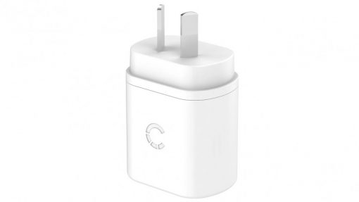 CY3612PDWCH-CYGNETT 20W USB-C PD Wall Charger - White