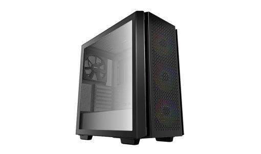 R-CG560-BKAAE4-G-1-Deepcool CG560 E-ATX Mid-Tower Case