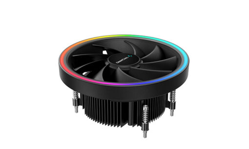 R-UD551-BKAMAB-G-1-Deepcool UD551 ARGB CPU Cooler for AMD AM4 Top Flow Cooling Solution