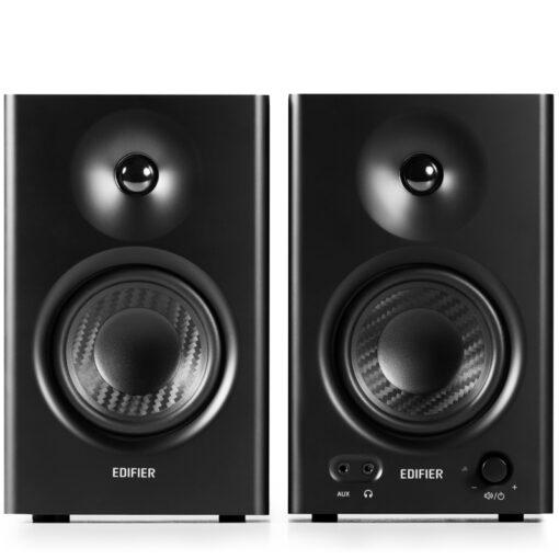 MR4-BLACK-Edifier MR4 Studio Monitor - Smooth Frequency