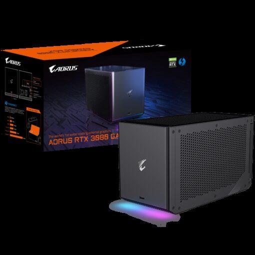 GV-N3080IXEB-10GD 2.0-Gigabyte nVidia GeForce RTX 3080 GAMING BOX rev 2.0 GV-N3080IXEB-10GD