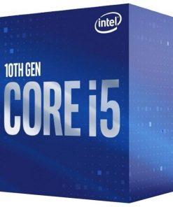 BX8070110500-P-Intel Core i5-10500 CPU 3.1GHz (4.5GHz Turbo) LGA1200 10th Gen 6-Cores 12-Threads 12MB 65W UHD Graphic 630 Retail Box 3yrs Comet Lake ~BX8070811500