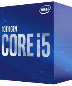 BX8070110600-P-Intel Core i5-10600 CPU 3.3GHz (4.8GHz Turbo) LGA1200 10th Gen 6-Cores 12-Threads 12MB 65W UHD Graphic 630 Retail Box 3yrs Comet Lake ~BX8070811600