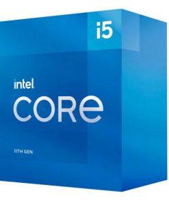 BX8070811600-P-Intel i5-11600 CPU 2.8GHz (4.8GHz Turbo) 11th Gen LGA1200 6-Cores 12-Threads 12MB 65W UHD Graphics 750 Retail Box 3yrs Rocket Lake ~BX8070811600KF