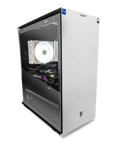SRAV29-Resistance Glacial White V29 Gamer Desktop