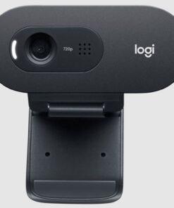 960-001372-Logitech C505e webcam 1280 x 720 pixels USB Black